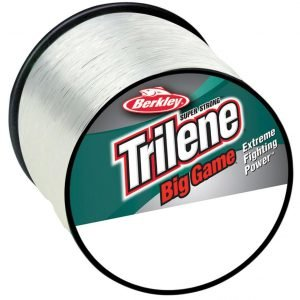 Berkley Trilene Big Game Monofiilisiima Kirkas