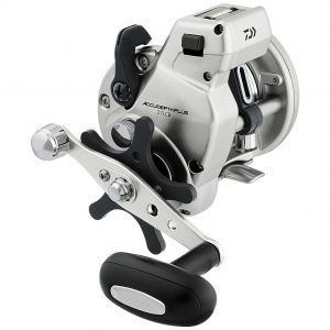 Daiwa Accudepth Plus-B Line Counter Hyrräkela