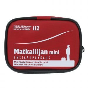 Estecs Matkailijan Mini Ensiapupakkaus