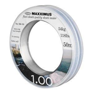 Fladen Maxximus Flexi-Shock Perukemateriaali 50 M