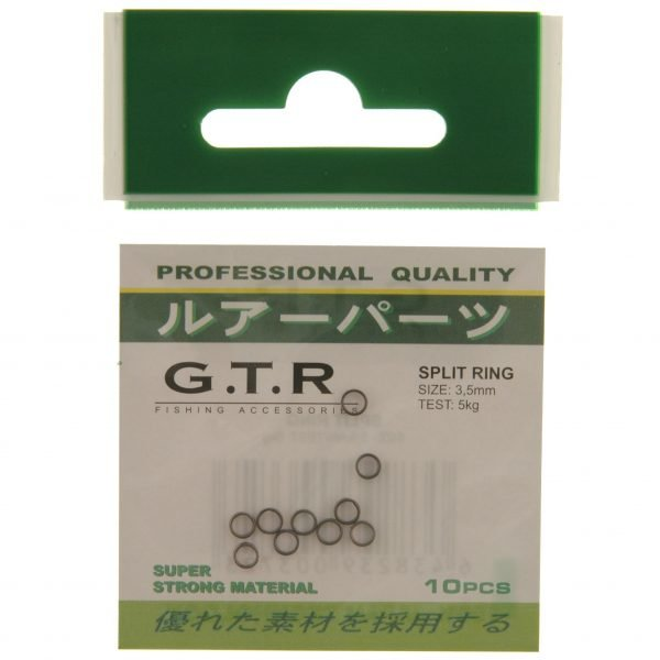 G.T.R Uistinrengas 10 Kpl / Pkt