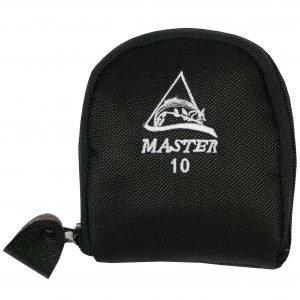 Master Pieni Nailon 10 Pilkkikukkaro