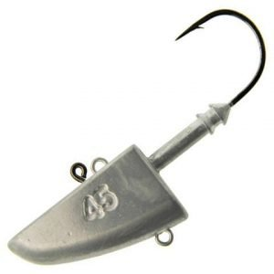 Mustad Fish Head Vertic Jigipää 45 G 2 Kpl / Pkt