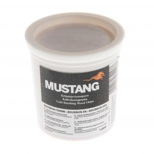 Mustang Bourbon Tammi Kylmäsavustuspuru 150 G
