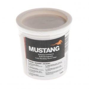Mustang Hikkori Kylmäsavustuspuru 150 G