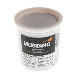 Mustang Mesquite Kylmäsavustuspuru 150 G