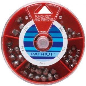 Patriot Haulirasia 124 Kpl