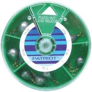 Patriot Heittopainolajitelma 12 Kpl / Pkt