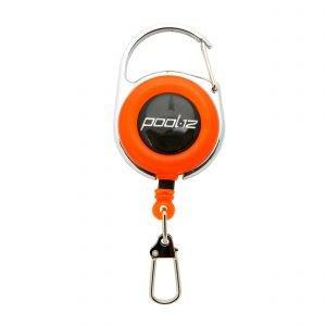 Pool 12 Orange Hook-On Retriever Jojo