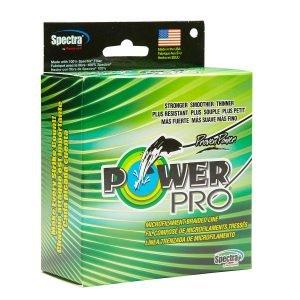 Power Pro Kuitusiima Keltainen 135 M