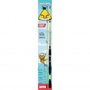 Rapala Angry Birds Yellow Bird Avokelasetti