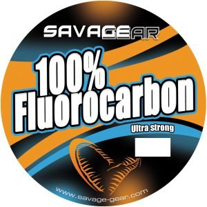 Savage Gear 100 % Fluorocarbonsiima