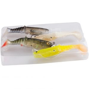 Savage Gear Cannibal Shad Jigisetti 6 Cm