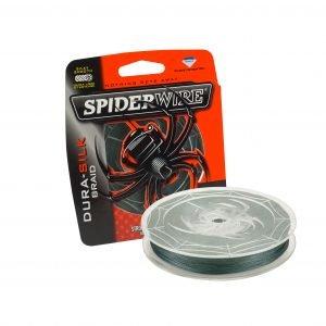 Spiderwire Dura-Silk Kuitusiima Vihreä 137 M