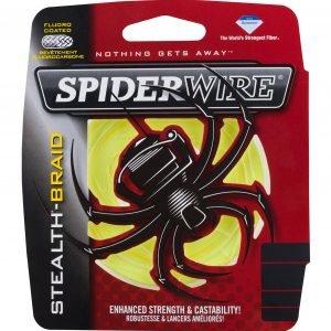 Spiderwire Stealth Kuitusiima Keltainen 137 M
