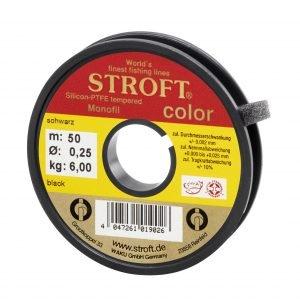 Stroft Black Monofiilisiima 50 M