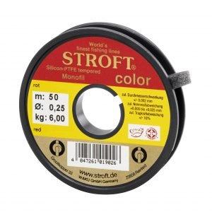 Stroft Red Monofiilisiima 50 M