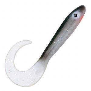Svartzonker Mcrubber Tail Jigi 11 Cm 10 Kpl / Pkt
