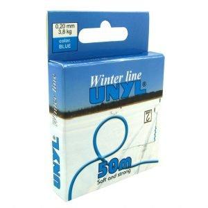 Unyl Winter Monofiilisiima Sininen 50 M