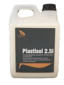 Wake Plastisol 2