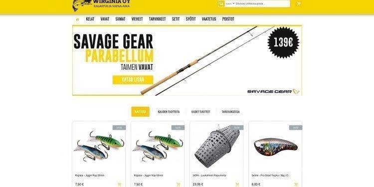 Kalastus- ja Vapaa-aika Wirginia Oy