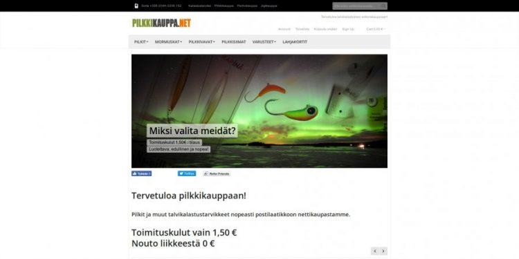 Pilkkikauppa.net